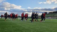 ЦСКА излиза срещу Нюрнберг, Пинто може да смени отбора