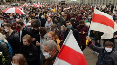 Над 300 задържани в Беларус, започна общонационална стачка