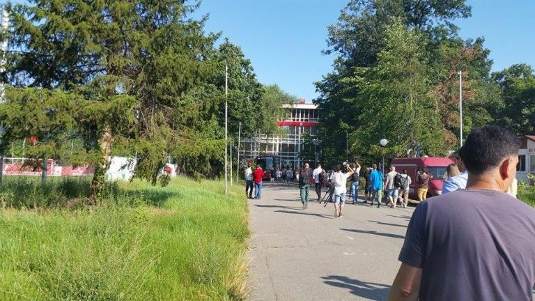 """Започна прехвърлянето на собствеността на """"Армията"""" и базата в Панчарево"""