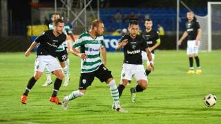Основен футболист се завръща в игра за Черно море
