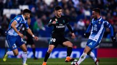 Каталуния тероризира Реал (Мадрид) на футболния терен