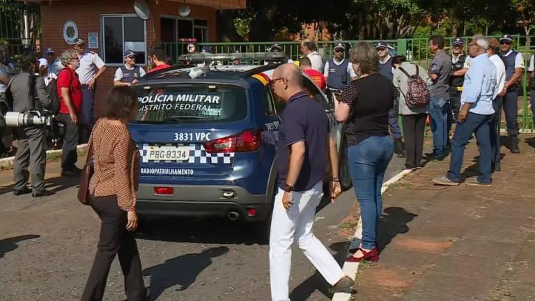 Бразилска военна полиция е обградила посолството на Венецуела в Бразилия