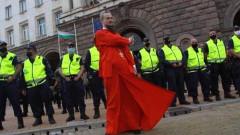 Богородица на барикадата