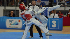 България е балкански шампион по таекуондо