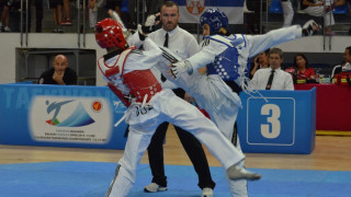 България с две отборни титли от първия ден на Балканското по таекуондо