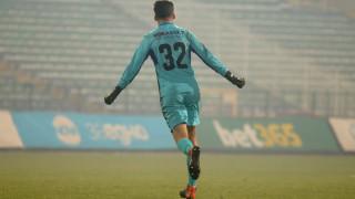 Славия задържа Антонис Стериакис до края на сезона