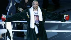 Фюри: Вече има подробности за мача с Кличко
