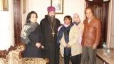 Бивш индонезийски министър обсъжда ролята на религиите с наши монаси