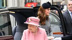 Защо кралицата и Кейт Мидълтън делят едно одеяло