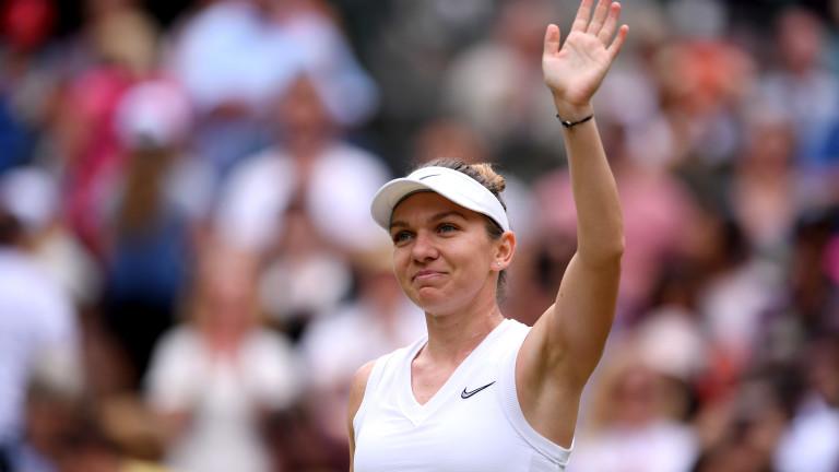 Бившата световна №1 Симона Халеп стана първата полуфиналистка на