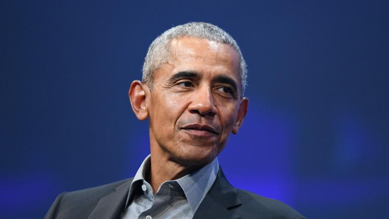 За втори път от две седмици бившият американски президент Барак