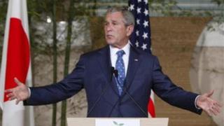 """Амнести отново """"проси"""" арест за Джордж Буш"""