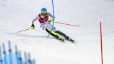 Феликс Нойройтер гори за стартовете от Световната купа по ски-алпийски дисциплини в Алта Бадия