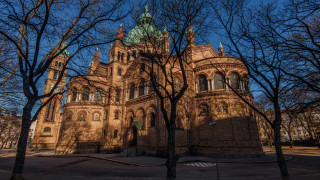 Турци поругаха църква във Виена