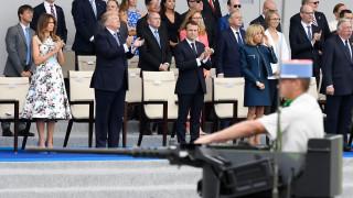 Тръмп обмисля 4 юли да се отбелязва с голям военен парад