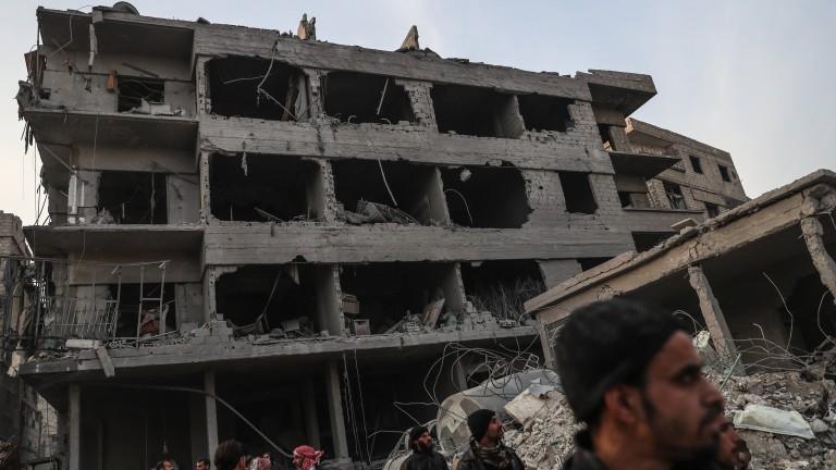 ООН разследва химически атаки в Сирия