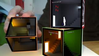 Изобретиха ново кубче - на Оливър (видео)