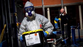 Испания с нов рекорд на жертвите от коронавирус, но новозаразените намаляват