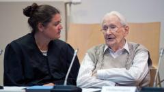 Бившият есесовец Оскар Грьонинг призна вината си за избиването на евреи