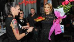 Николета Лозанова празнува с Бони рождения й ден