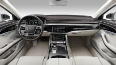 Audi представи новото поколение на флагмана си А8 (ВИДЕО)