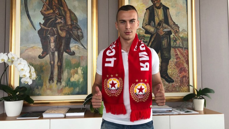 Едно от новите попълнения на ЦСКА Борис Секулич даде обширно