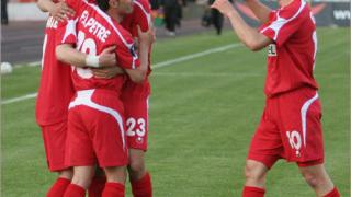 Играчите на ЦСКА с премии при успех в Благоевград