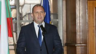 Румен Радев вярва в иновативността на българина
