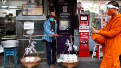 Безработните в Тайланд може да достигнат до 10 милиона души