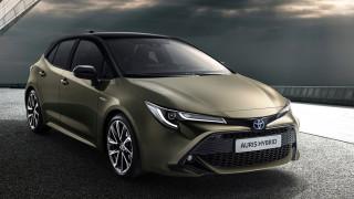 Toyota представи в Женева нов