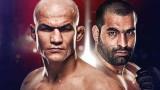 Благой Иванов започва в UFC срещу Жуниор дос Сантос!