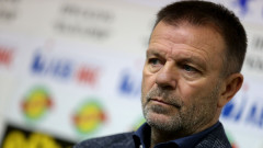 Стойчо Младенов за ЦСКА: Не трябва да се примиряват с второто място