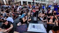Отново куршуми по протест срещу полицейското насилие в САЩ
