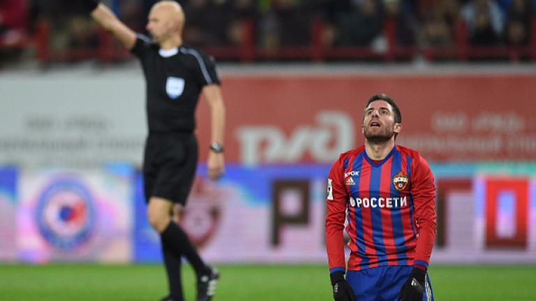 ЦСКА изпусна Байер в Москва, добър мач за Миланов