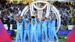 Англия спечели първа Световна титла в крикета