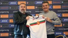 Ясен Петров: Бъдете сигурни, че България няма да играе като Барселона, но ще търси резултат