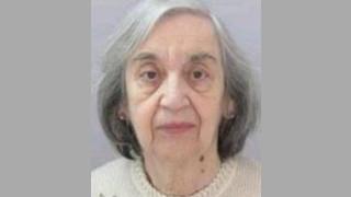МВР издирва възрастна жена в София
