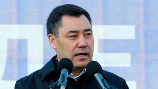 Садир Жапаров е новият президент на Киргизстан