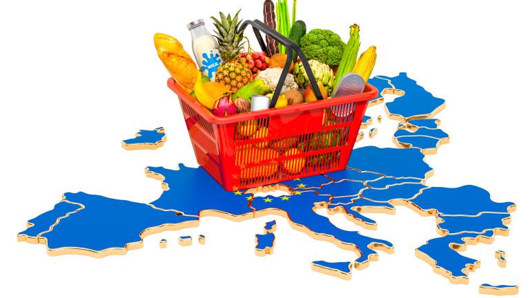 Последните изследвания на Европейската комисия за качеството на хранителни продукти