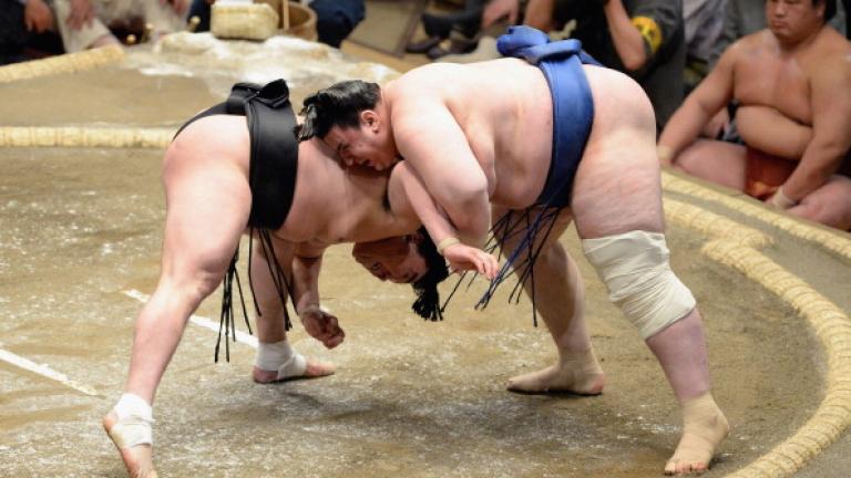 Аоияма беше избутан от Какурю в Токио