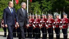 Румен Радев: Австрия е водещ чуждестранен инвеститор в България