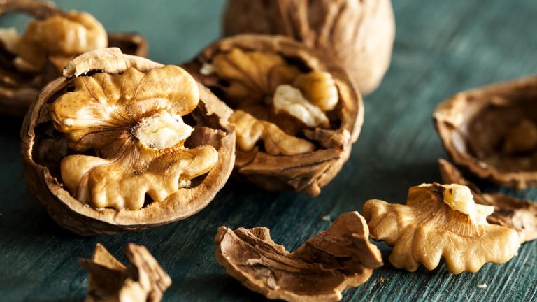 За ползата от орехите при деменция