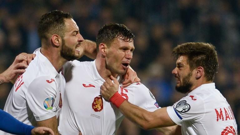 Голмайсторът за България срещу Косово - Васил Божиков заяви, че