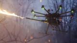 Първата огнехвъргачка за дронове - достъпна за всички