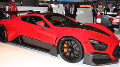 10-те най-мощни и бързи суперколи на Автосалона в Женева