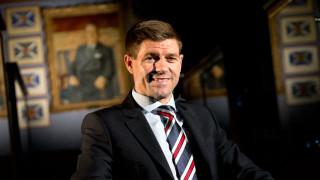 Стивън Джерард: В момента в Англия Ливърпул и Манчестър Сити са най-силните отбори