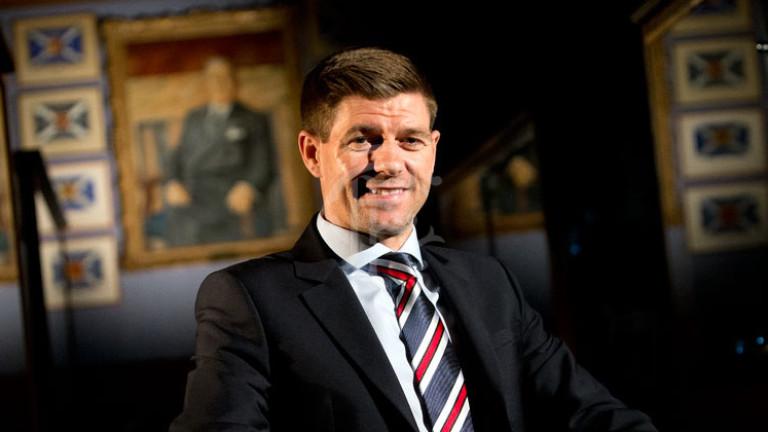 Джерард започна да привлича футболисти на Ливърпул в Глазгоу Рейнджърс