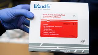 637 починали от коронавирус за ден в Испания - най-ниското ниво от 24 март