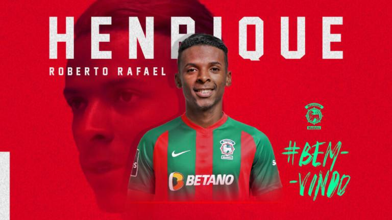 Бивш на ЦСКА подписа в Португалия