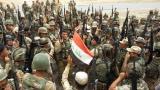 """Командоси прогониха """"Ислямска държава"""" от важен град край Мосул"""